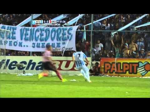 Atlético Tucumán goleó y ascendió a Primera