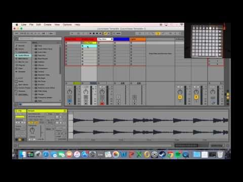 [TUTORIAL] Making a Launchpad Cover (With Stems)