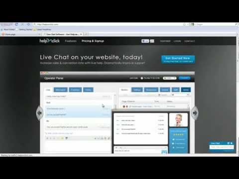 Live Chat Software by HelpOnClick