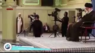 حقيقة مقطع تأبين رفسنجاني على الطريقة الإيرانية