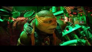 Черепашки ниндзя 2 Пора вынести мусор 2016 | Фильм