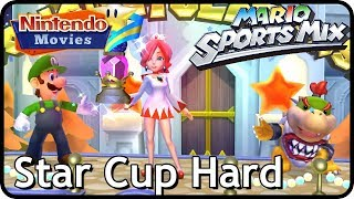 Mario Sports Mix - Sports Mix - Star Cup Hard (Star Road!)
