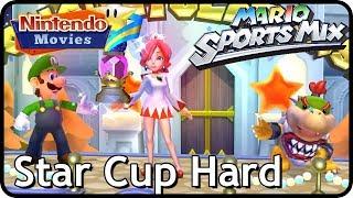 Mario Sports Mix - Sports Mix - Star Cup Hard (Star Road!)