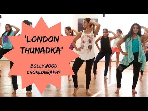 London Thumakda (Queen) || Bollywood Dance || Choreography by Francesca McMillan
