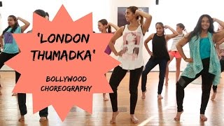 London Thumakda (Queen) || Bollywood Dance || Choreography by Francesca McMillan