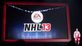 [HD] Konferencja Electronic Arts | NHL 13 [Gamescom 2012]