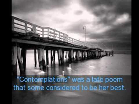 Видео Essays on anne bradstreet's poems