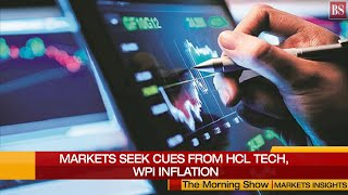 Market drivers: HCL Tech Q2 results, Tata group stocks, wholesale inflation