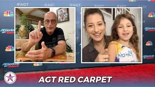 Howie Mandel REACTS To Being Crowned 'King of TikTok' + America's Got Talent Predictions!