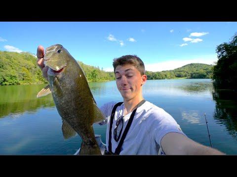 I Love This Lake!