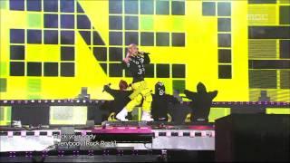 2NE1 - Clap Your Hands, 투애니원 - 박수쳐, Music Core 20101002