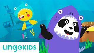 Baby Shark Dance - Lingokids Edition - Songs for Kids