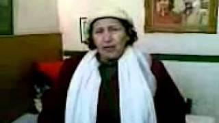 الممثلة عائشة مهماه واقعها المعيشي aicha mahmah
