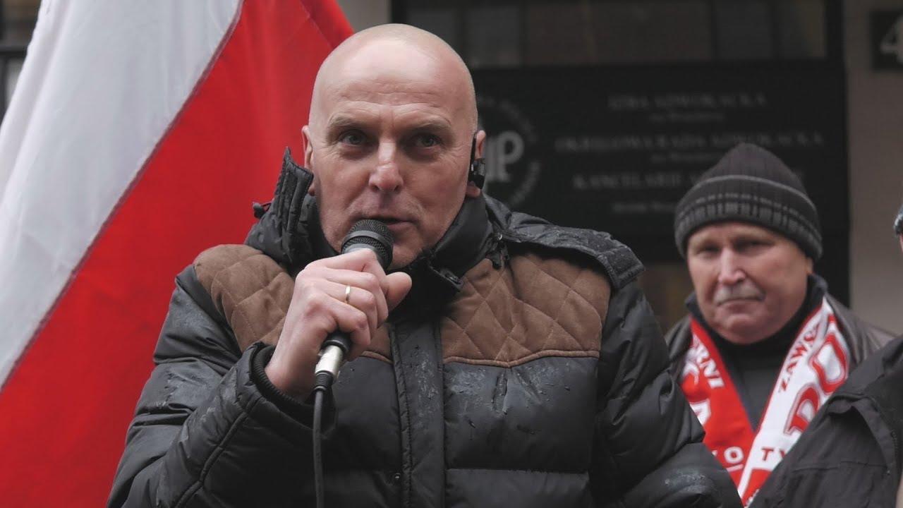 W obronie Rybaka, przeciwko faszystom