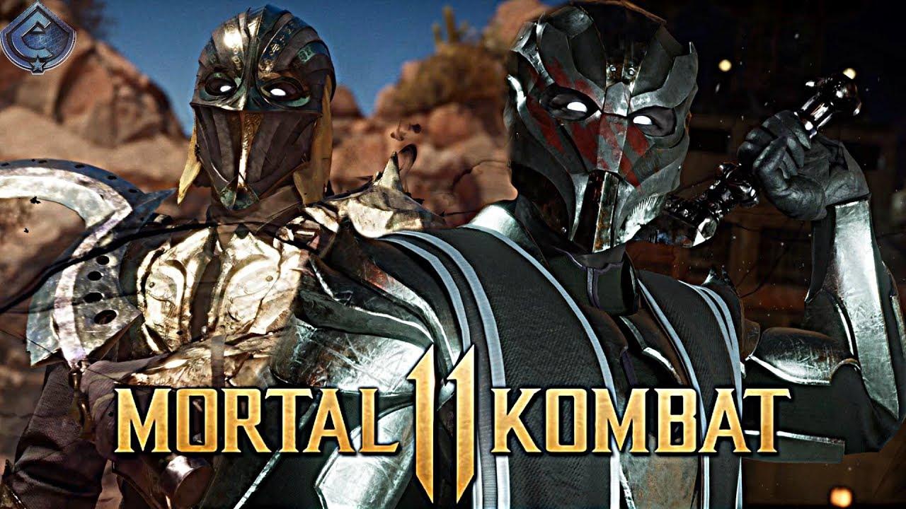 Mortal Kombat 11 Online - AWESOME NOOB SAIBOT COMBOS!