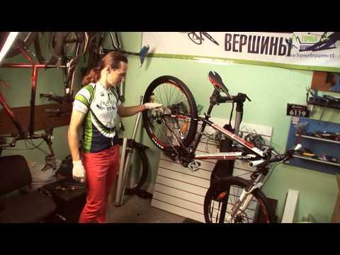 Сборка,  настройка и ремонт велосипеда