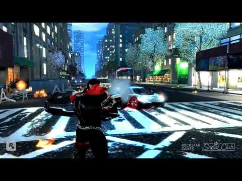 GTA IV  -  HELL SPAWN 2