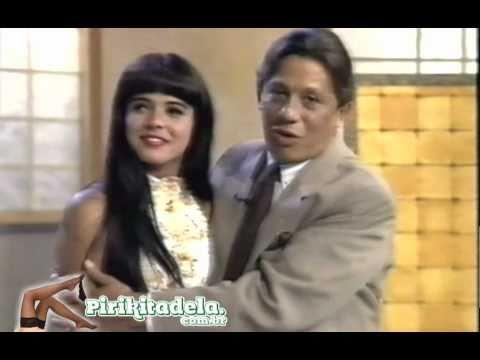 """Mara Maravilha no programa """"Clodovil abre o jogo"""" - 1992"""