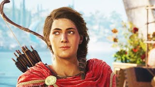 ASSASSIN'S CREED ODYSSEY Gameplay Demo - Official E3 2018 Trailer