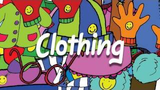 clothes song for kids