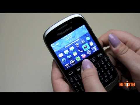 Smartphone BlackBerry 9320 - Resenha Brasil