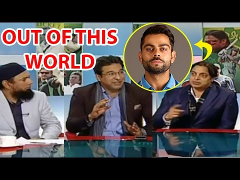 Thumbnail: Why Virat kohli is the best ? By Wasim Akram, Akhtar, Saqlain Mushtaq & Pak media