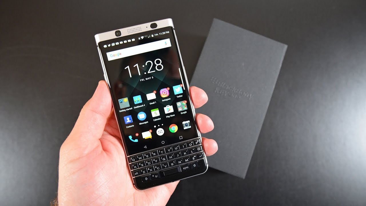 BlackBerry KEYone Price, Release Date, And Everything You