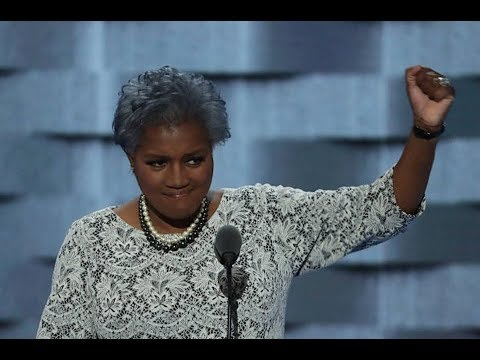 Donna Brazile Exposes 2016 Rigging-Corporate Media Yawns