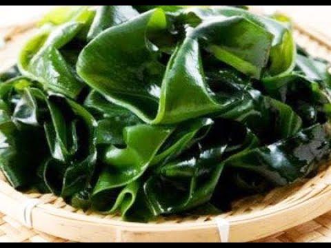 ★ Каждый день ем 50 грамм морской капусты - улучшилось самочувствие. Польза ламинарии.