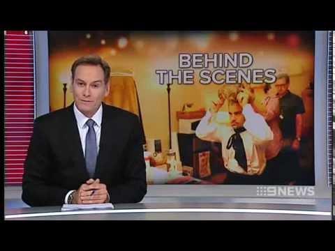 Les Misérables Perth - Channel 9 News- 7 January 2015