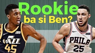 Ben Simmons: Bakit Hindi Dapat NBA Rookie of the Year?