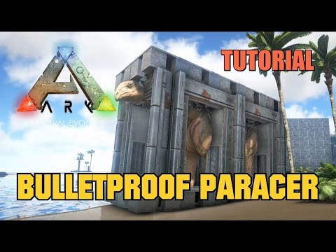 StiftungArkTest - Der kugelsichere Paracer / Bulletproof Paracer [Tutorial, Tipps & Tricks]