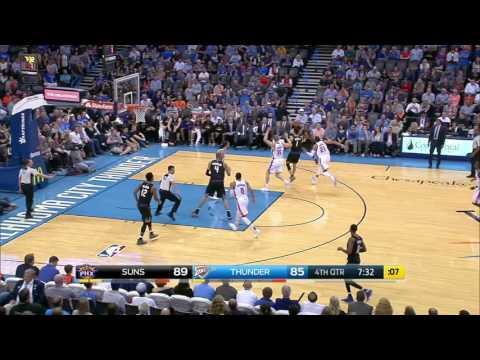 Phoenix Suns vs Oklahoma City Thunder | October 28, 2016 | NBA 2016-17 Season