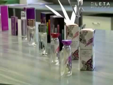 О натуральной косметике и парфюмерии Дзинтарс.
