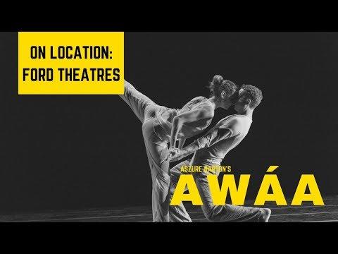 Aszure Barton's Awáa   The Music Center on Location 2017
