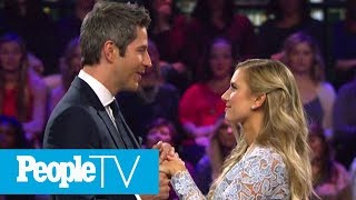 'Bachelor' Season Finale: Arie's Change Of Heart & All The Details About Lauren's Ring | PeopleTV