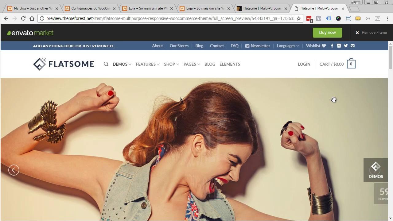 424500aa2f Como Criar uma Loja Virtual no WordPress com WooCommerce. Estudar TI