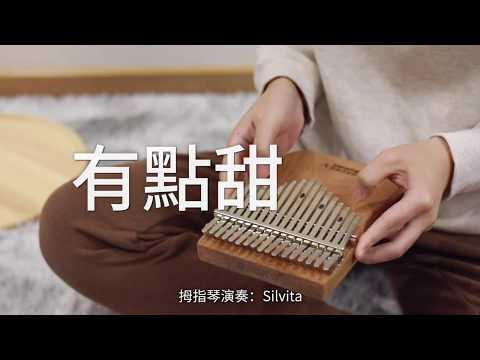 【 A Bit Sweet 有点甜 】silence Wang 汪苏泷 Ft. By2 Kalimba Cover