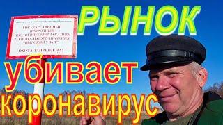 Как в Сибири эпидемия коронавирус убивает рыночную экономику