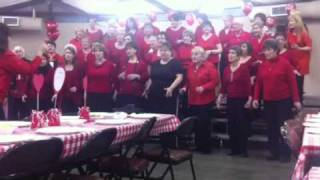 sweet adelines int pacific empire chorus can t buy me love