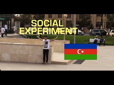 OGURLUG / SOCIAL EXPERIMENT AZERBAIJAN