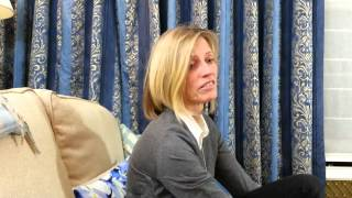 Living with Parkinson's - Diane Hastings