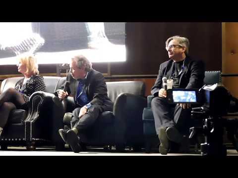 Revenge of the Nerds reunion panel @ Rhode Island Comic Con 2017