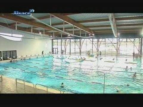 Obernai un centre aquatique nouvelle g n ration youtube for Piscine obernai