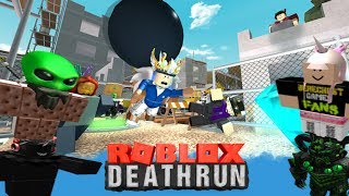 The FGN Crew Plays: ROBLOX - Death Run (PC)