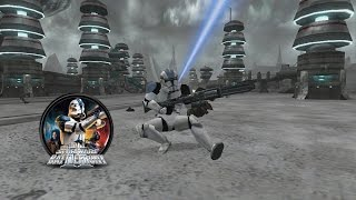 Star Wars Battlefront 2 Gameplay Amongst the Ruins - Clone Wars Era Mission 2