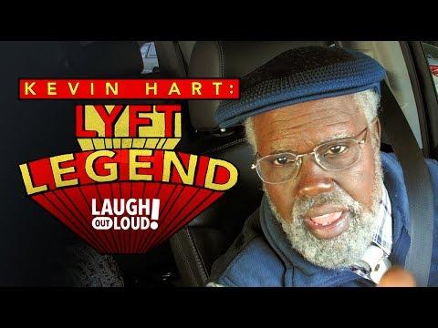 Don't Have Burritos & Coffee | Kevin Hart: Lyft Legend | LOL Network