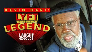 Don't Have Burritos & Coffee | Kevin Hart: Lyft Legend | LOL Network
