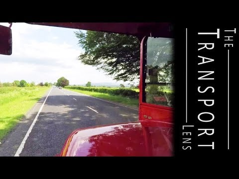 Mystery Bus Tour on a Routemaster Bus - Carlisle Open Day May 2017 - SMK 671F