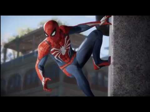Download Youtube: Spider-Man PS4 Behind The Scenes Featurette NEW FOOTAGE - D23 Expo 2017
